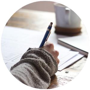 circle-writing